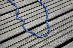 Rare Blue Sapphire 5-7mm faceted beads (ETB00418)