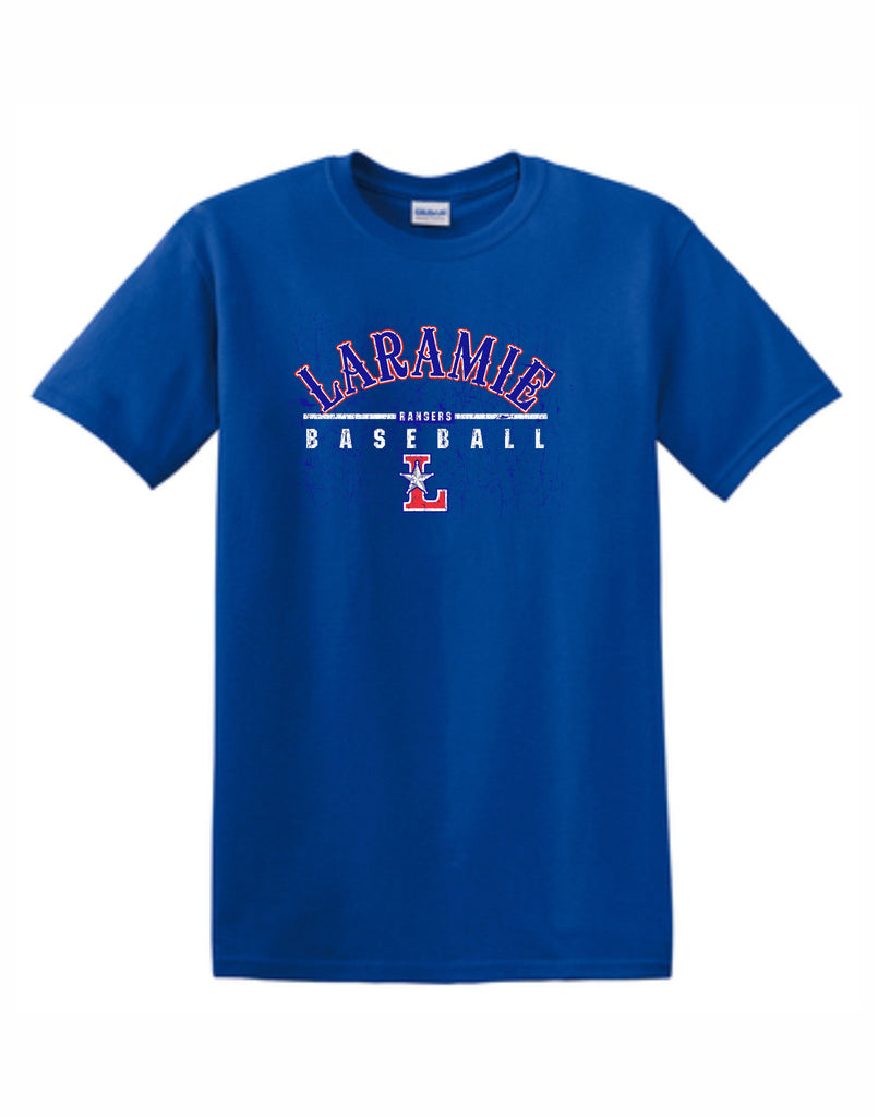 K - Laramie Rangers T-Shirt - Royal