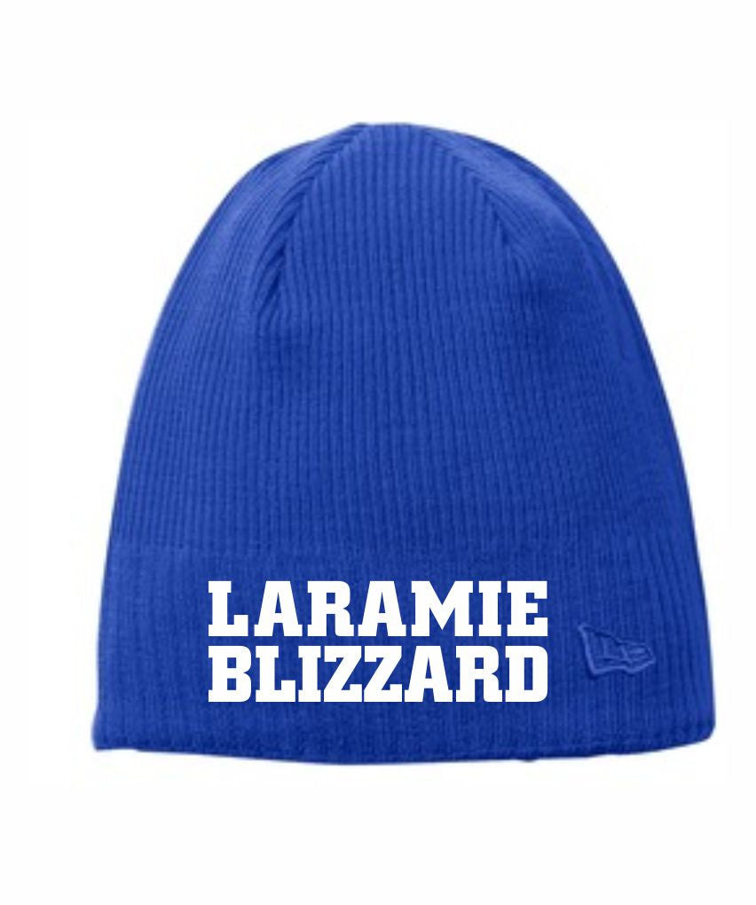 L - Laramie Blizzard New Era® Knit Beanie
