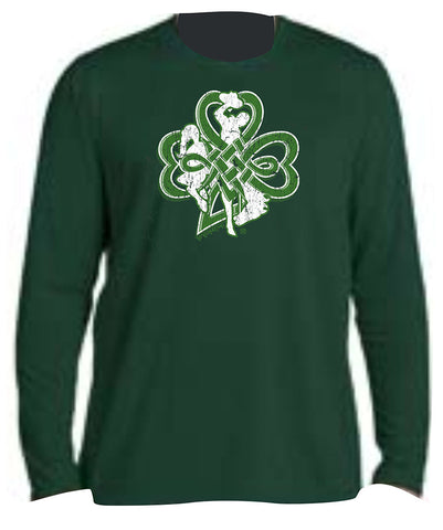 L002 Buckin' Irish - Long Sleeve
