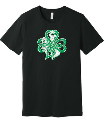 T058 Bucking Irish Bella/Canvas T Shirt