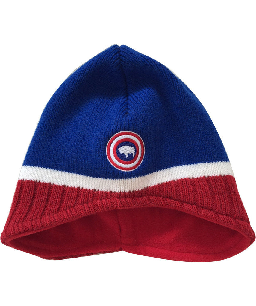 H012 Hero Shield Beanie