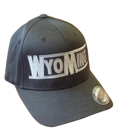 H033 Wyoming - Flexfit Hat
