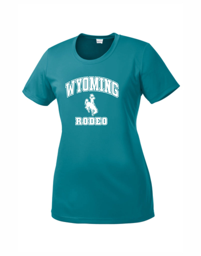F - Rodeo Ladies Performance T