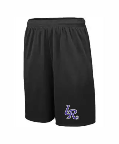 A - Laramie Regulators Training Short with Pockets