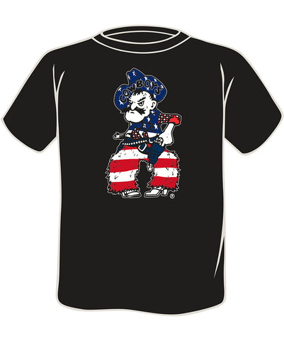 T018 Old Glory Pistol Pete