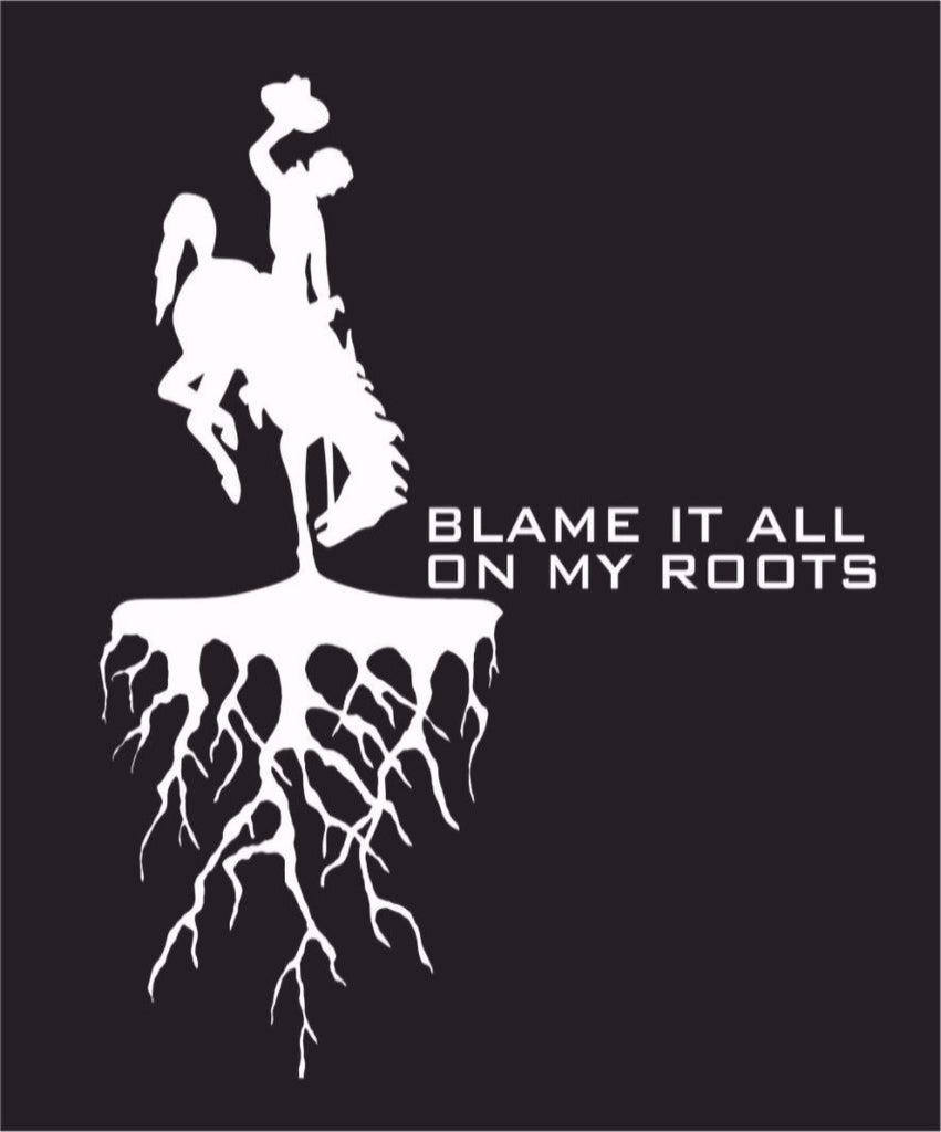 D005 Roots Decal