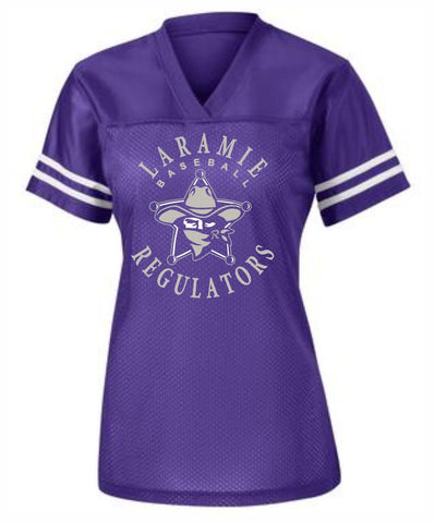 C - Laramie Regulators Sport-Tek® Ladies PosiCharge® Replica Jersey.