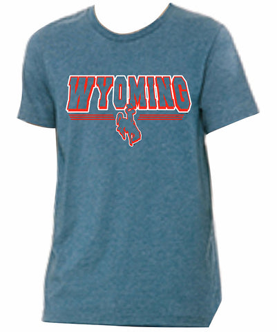 T057 Wyoming T-Shirt Lightweight