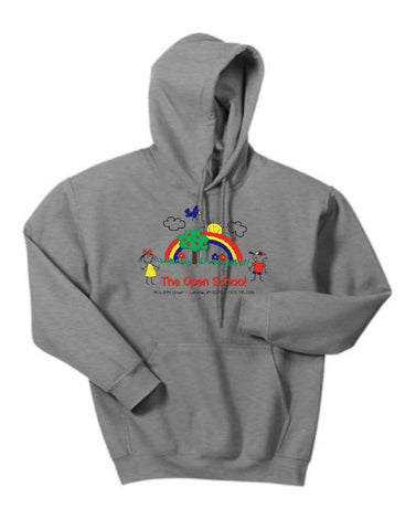 C - Open School Gildan® - Heavy Blend™ Hooded Sweatshirt