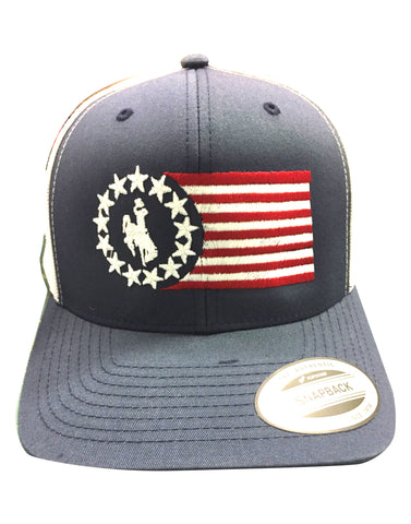 H013 Wyoming Ross Hat
