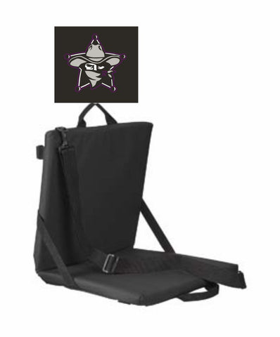 K - Laramie Regulators UltraClub by Liberty Bags Stadium Seat