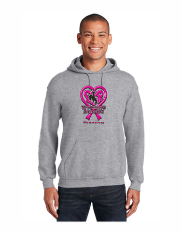 C01 -  Wyoming Strong Hoodie- #carisastrong (Adult and Youth)