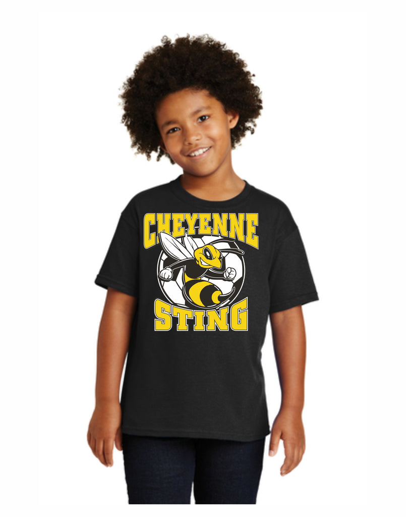 D - Cheyenne Sting Youth T