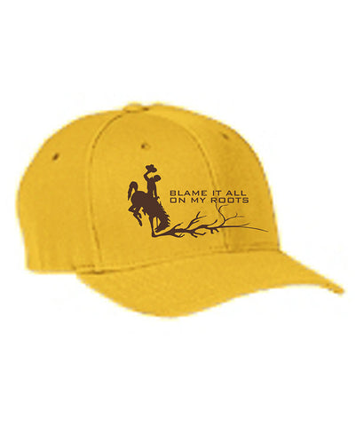H021 Roots - Gold BH Hat