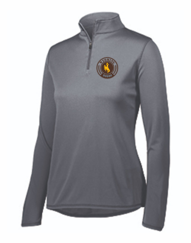 E1 - Rodeo Ladies 1/4 Zip