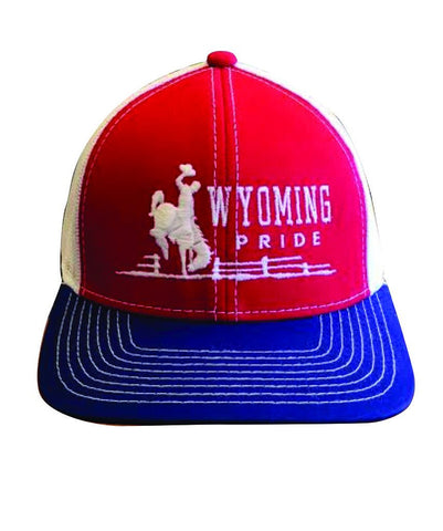 H047 - Patriotic Wyoming Pride