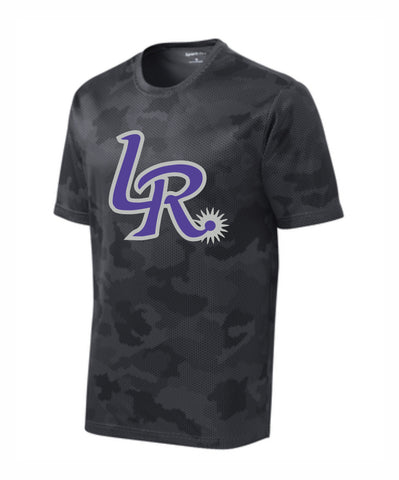 J4 - Laramie Regulators Sport-Tek® CamoHex Tee