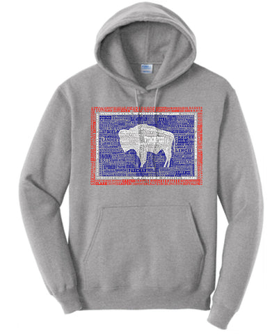 HD23 Wyoming Hometown Hoodie
