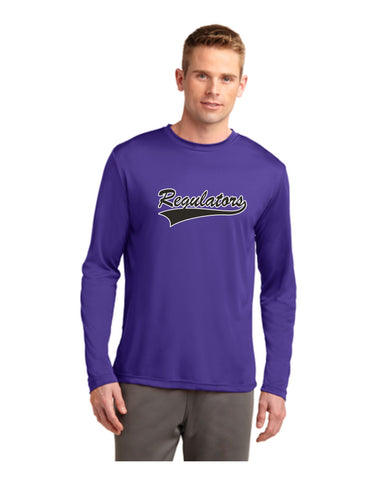 E - Regulators - Sport-Tek® Long Sleeve PosiCharge® Competitor™ Tee