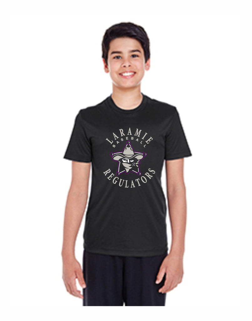 G - Laramie Regulators Youth Zone Performance T