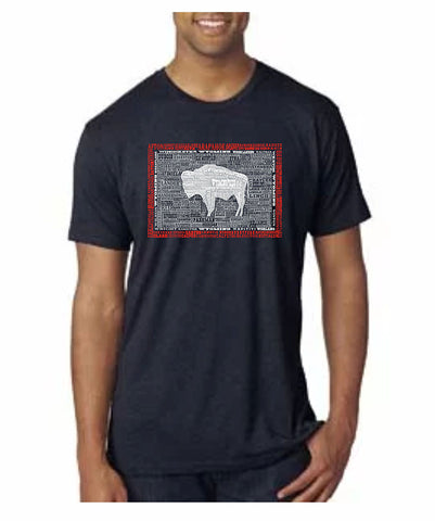 T055 Hometown T-Shirt Lightweight Vintage Navy