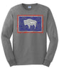 L009 Wyoming Hometown Long Sleeve