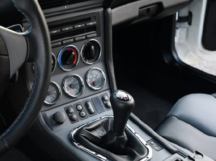 BMW Z3M/M Coupe Shifter & Dash Trim