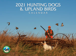 2021 Hunting Dogs Calendar