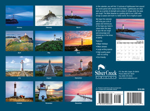 "2021 Lighthouse Calendar ""A Guiding Light"""
