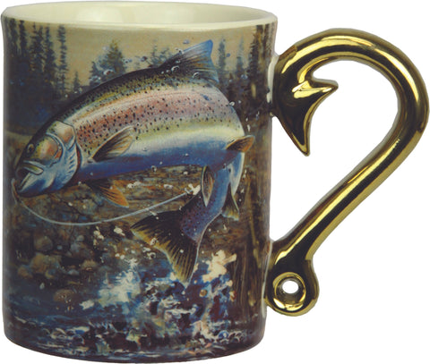 NEW! 3D Wildlife Ceramic Mugs
