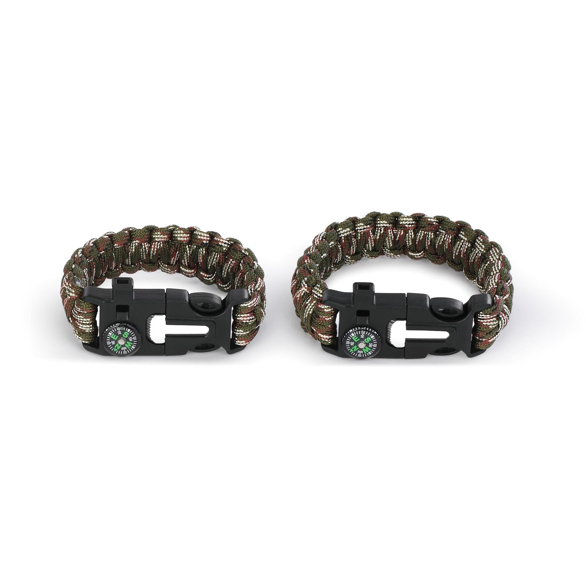 Me & Dad- Outdoor Camo Wrist Gear