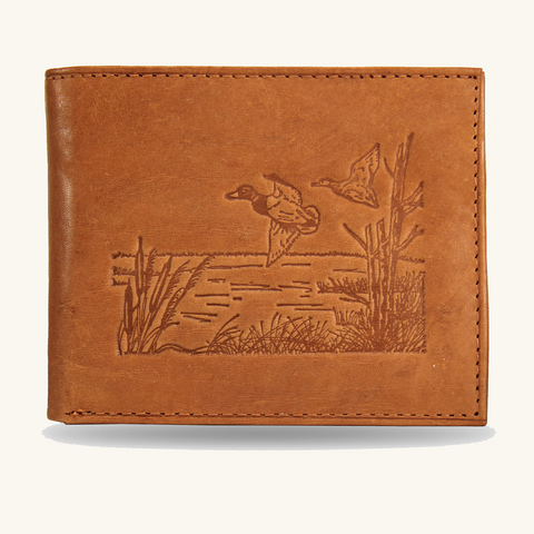 Sportsman's Leather Wallets