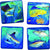 Guy Harvey Offshore Fish Coasters