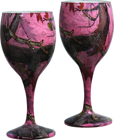8 OZ Wine Glasses