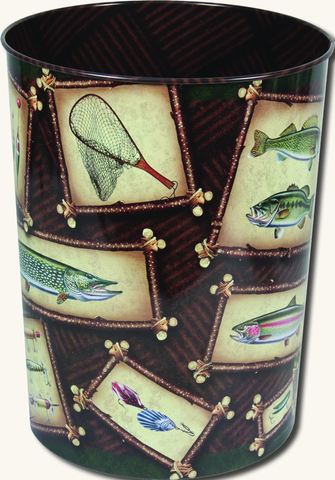 Fish Waste basket