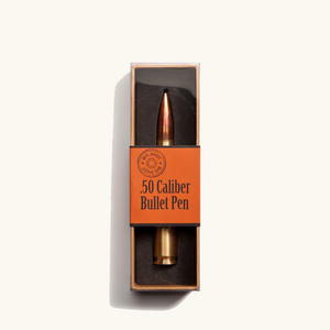 BIG SHOT .50 CALIPER BULLET PEN: