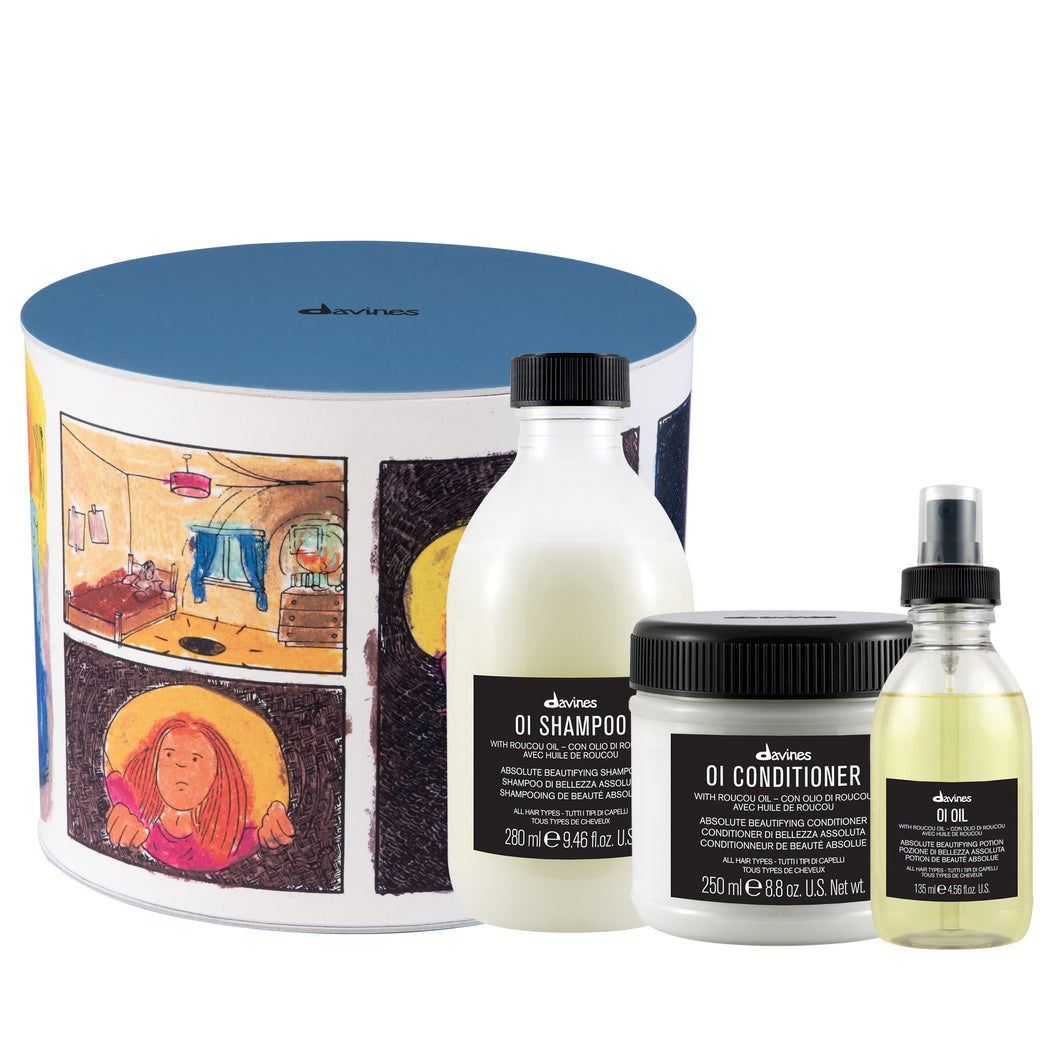 Davines What An Extraordinary Experience Gift Set