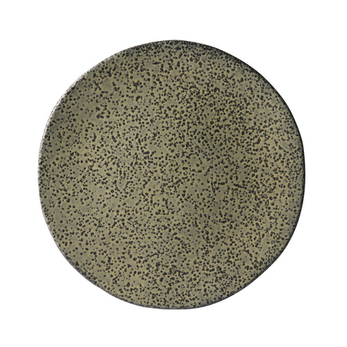 Gradient Ceramics: Dinner plate green (set of 2) ACE6894