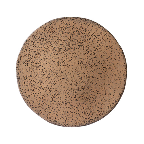gradient ceramics: dinner plate taupe (set of 2) ACE6895