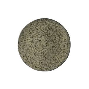 gradient ceramics: side plate green (set of 2) ACE6898