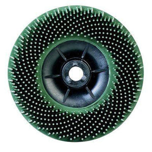 3M Scotch Brite Disco Bristle d.115mm BD-ZB 24537 con platorello incorporato grana 50X