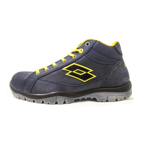 Scarpe antinfortunistica alte Lotto Jump 900 S3 Mid R7014 Works