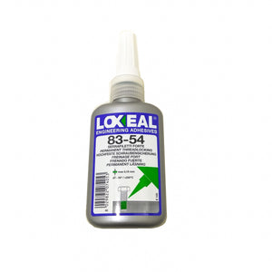 Loxeal 83-54 Flacone 50ml Serrafiletti Frenafiletti per bulloni dadi filetti prigionieri