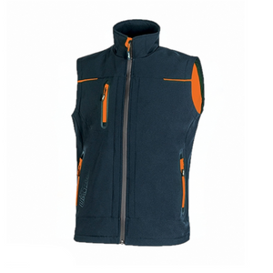 Gilet da Lavoro Soft Shell U-POWER UNIVERSE due colorazioni disponibili