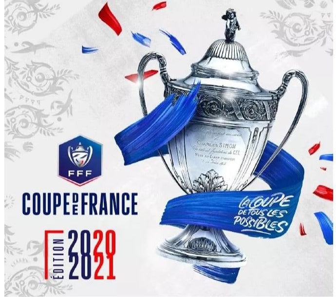 Premier tour de Coupe de France édition 2020-21