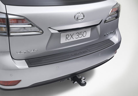 RX Lexus SUV Rear Bumper Upper Protection Plate (Suits 2009 to 2012)