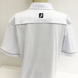 Lexus Polo Footjoy - White FJ