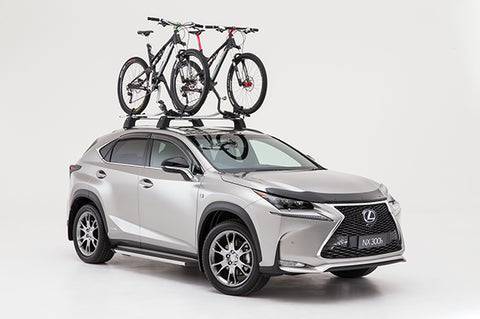 NX Lexus SUV Bike Carrier - OVERHEAD ROOF CARRIER