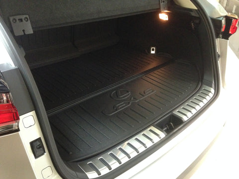NX Cargo  - Boot Protection Mat PVC
